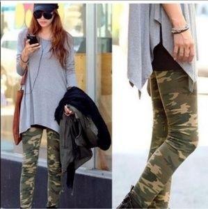 Carols Boutique Pants - 5 Star Camo Buttery Soft Leggings
